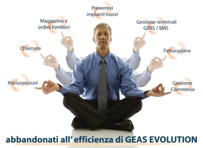 Geas Evolution - Efficienza
